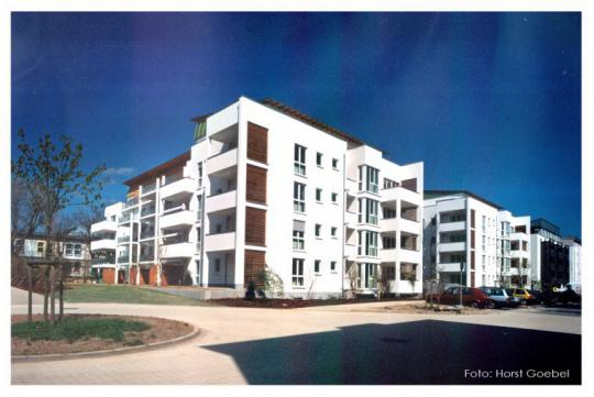 Wohnungsbau Dwight-D.-Eisenhower-Straße