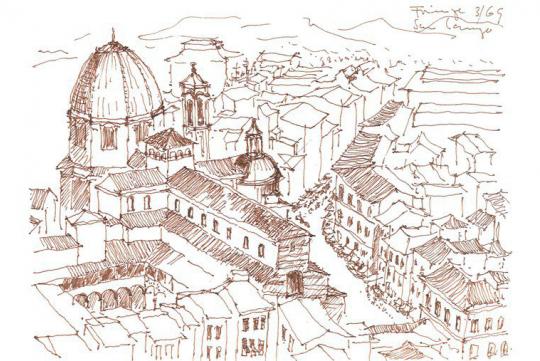 Florenz 1969