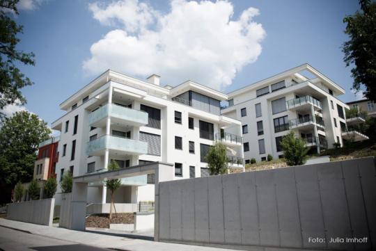 Wohnungsbau Geisbergstraße