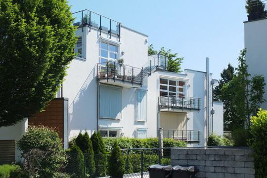 Wohnungsbau Johann-Sebastian-Bach-Straße