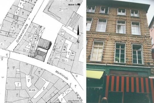 Wohnungsbau Marktstraße