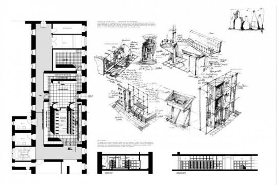 Konzeptstudie Schloss Vollrads