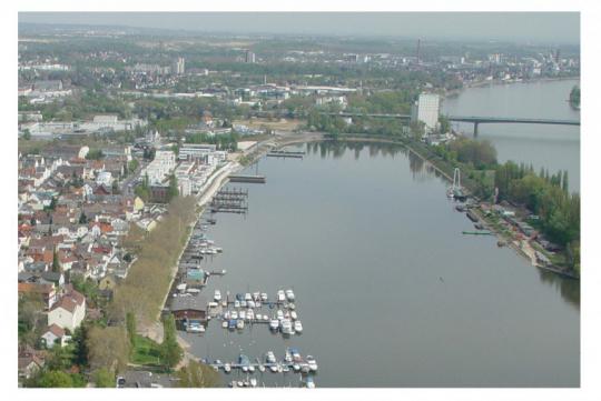 Wohnungsbau Schiersteiner Hafen