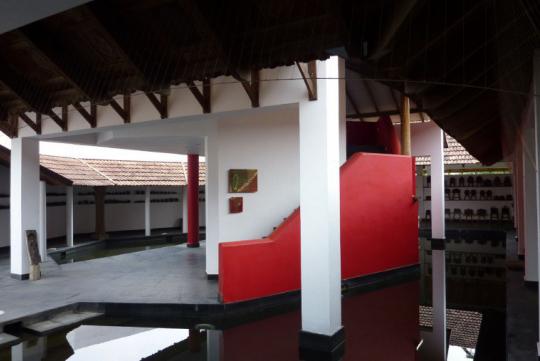 Kerala Museum - South India Art Museum