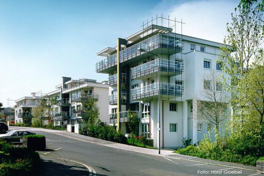 Stadtteilerweiterung Theodor-Haubach-Straße
