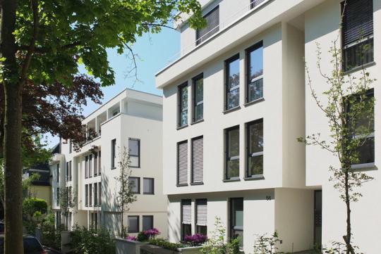 Wohnungsbau Walkmühlstraße