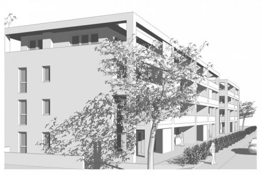 Mehrfachbeauftragung Quartier C, am Weidenborn