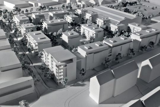 Wohnbebauung Rudolfstrasse